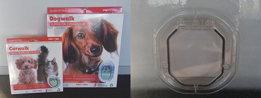 Glass Pet Doors Canberra Discount Glass Discount Glass